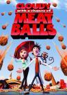 Cloudy with a Chance of Meatballs (Deluxe) (DVD-R)