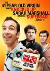41-Year-Old Virgin Who Knocked Up Sarah Marshall and Felt Superbad About It, The (DVD-R)