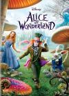 Alice in Wonderland (2010)(DVD-R)
