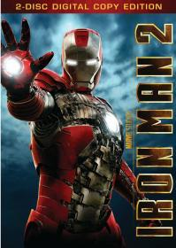Iron Man 2 (Two-Disc Special Edition) (2010)(2 Disc)(DVD-R)