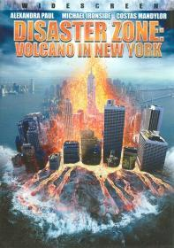 Disaster Zone: Volcano in New York (2007)(DVD-R)
