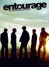 Entourage: Season 8 (2 Disc)(DVD-R)