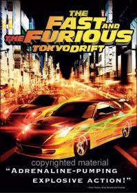 Fast And The Furious 3, The: Tokyo Drift (DVD-R)