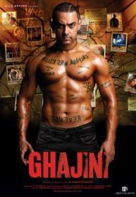 Ghajini (Hindi) (DVD-R)
