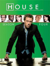 House, MD: Season 4 (DVD-R)