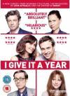 I Give it a Year (DVD-R)