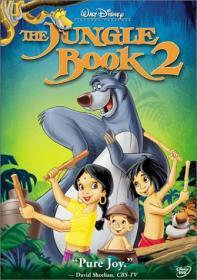 Jungle Book 2 (DVD-R)