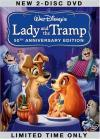 Lady and The Tramp (2-disc) (DVD-R)