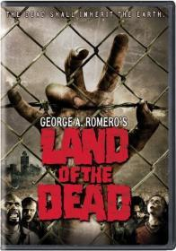 Land of the Dead (DVD-R)