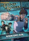 Legend of Korra - Book One: Air (DVD-R)