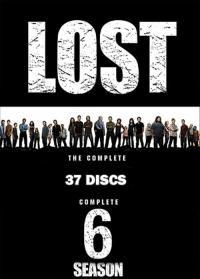 Lost - The Complete Collection (37 Disc)(DVD-R)