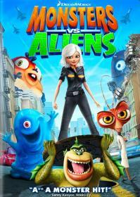 Monsters vs. Aliens (Deluxe) (DVD-R)