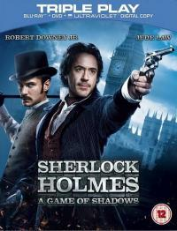 Sherlock Holmes: A Game of Shadows (2012)(DVD-R)