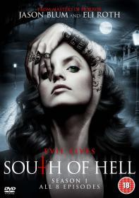 South of Hell (2016)(Deluxe)(DVD-R)