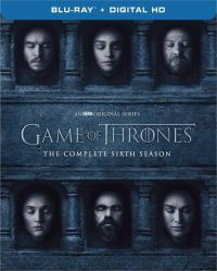 Game of Thrones - Season 6 (2016)(4 Disc)(Blu-ray)