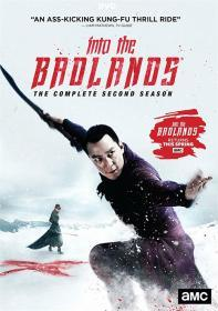 Into The Badlands - Season 2 (2018)(DVD-R)