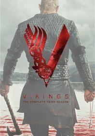 Vikings - Season 3 (2015)(Deluxe)(DVD-R)