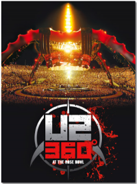 U2: 360° at the Rose Bowl (Deluxe) (DVD-R)