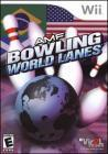 AMF Bowling World Lanes (Wii DVD-R)