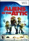 Aliens in the Attic (Wii DVD-R)