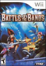 Battle of the Bands (Wii DVD-R)