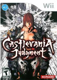 Castlevania Judgment (Wii DVD-R)