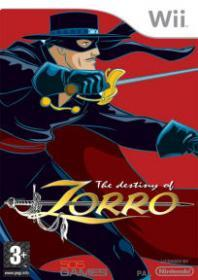Destiny of Zorro (Wii DVD-R)