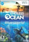 Endless Ocean: Blue World (Wii DVD-R)