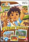 Go Diego Go! Safari Rescue (Wii DVD-R)