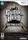 Guitar Hero: Metallica (Wii DVD-R)