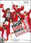 High School Musical 3: Senior Year Dance! (Wii DVD-R)