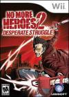 No More Heroes 2: Desperate Struggle (Wii DVD-R)
