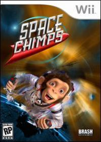 Space Chimps (Wii DVD-R)
