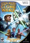 Star Wars: The Clone Wars -- Lightsaber Duels (Wii DVD-R)