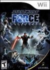 Star Wars: The Force Unleashed (Wii DVD-R)