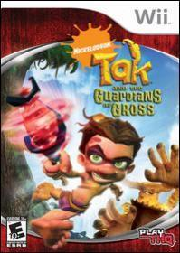 Tak and the Guardians of Gross (Wii DVD-R)