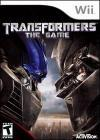Transformers: The Game (Wii DVD-R)