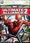 Marvel: Ultimate Alliance 2 (Xbox360 DVD-R)