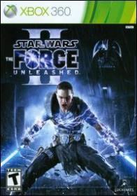 Star Wars: The Force Unleashed II (Xbox360)
