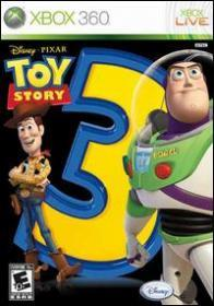 Toy Story 3: The Video Game (Xbox360 DVD-R)