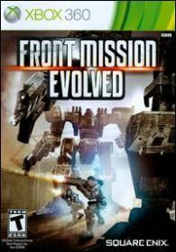 Front Mission Evolved (Xbox360 DVD-R)