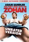 You Don't Mess with the Zohan (Deluxe) (DVD-R)