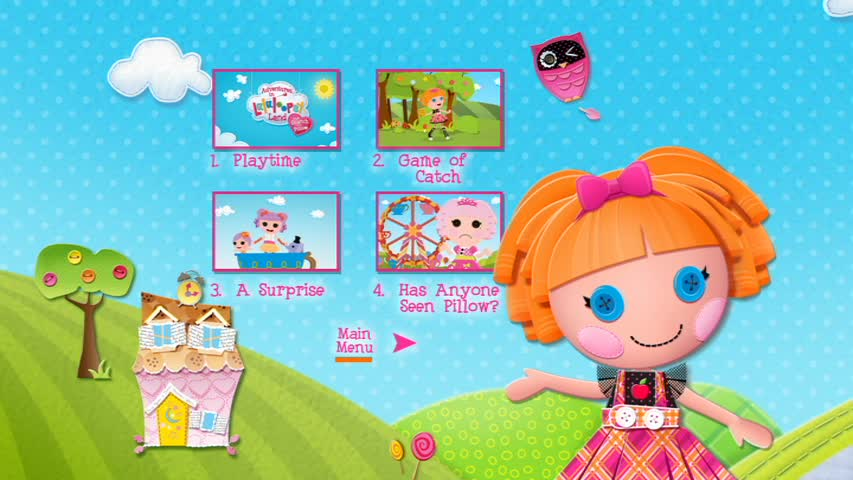 adventures in lalaloopsy land the search for pillow ThaiDVD   Movies, Games, Music, Value adventures in lalaloopsy land the search for pillow