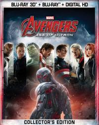 Avengers: Age of Ultron (2015) 3D (BD50)(Blu-ray)