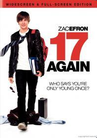 17 Again (Deluxe) (DVD-R)