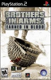 Brothers in Arms: Earned in Blood (PS2 DVD-R)