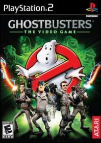 Ghostbusters: The Video Game (PS2 DVD-R)