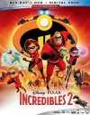 Incredibles 2 (2018)(Blu-ray)