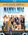 Mamma Mia! Here We Go Again (2018)(Blu-ray)