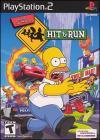 The Simpsons: Hit & Run (PS2 DVD-R)